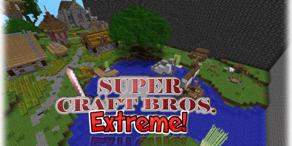 [Map] Super Craft Bros !