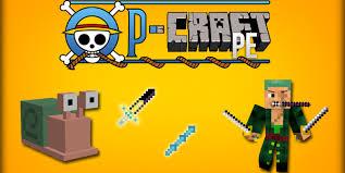 [SCRIPTMOD] OnePiece Craft PE v1.1