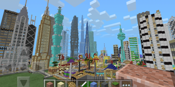 MY GIGANTIC CITY