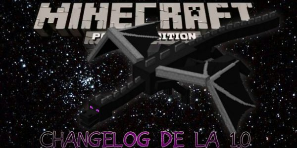 MCPE 1.0.0 • Changelog complet