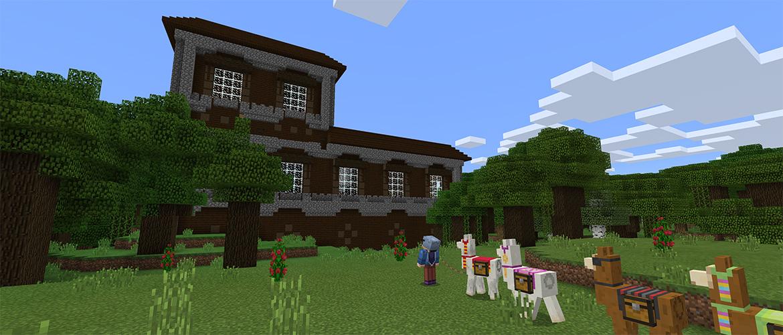 Trailer Minecraft Discovery Update