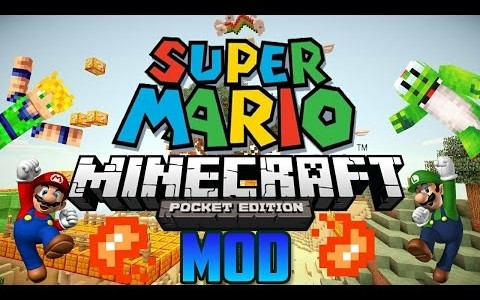 Super Mario Mod for 0.13.1