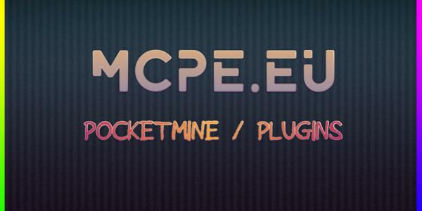 MCPE.EU : Un site specialisé sur PocketMine
